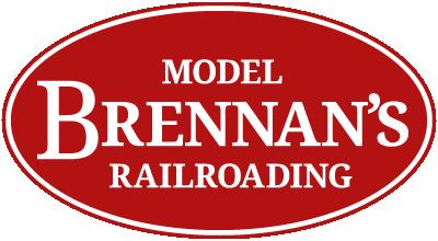 Brennan's Model Railroading